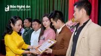 Góp sức xây dựng báo Đảng Nghệ An ngày càng lớn mạnh