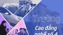 4 gương mặt giáo viên dạy giỏi ngành Quân đội ở Nghệ An