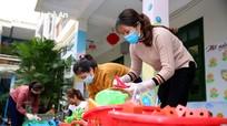 Phụ huynh Nghệ An chung tay phòng chống dịch Corona ở các nhà trường