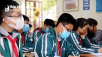 Thầy, trò và phụ huynh Nghệ An bày tỏ ý kiến về việc đi học trở lại