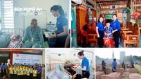 Chi đoàn cơ quan BHXH tỉnh Nghệ An: Xung kích, tình nguyện vì an sinh xã hội