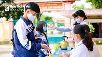 Nghệ An triển khai nhiều giải pháp đảm bảo an toàn đón học sinh trở lại trường