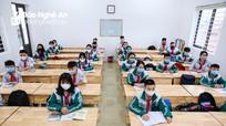Nghệ An đảm bảo an toàn cho học sinh ngày đầu tiên trở lại trường