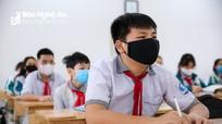 Không bắt buộc cực đoan việc cấm bật điều hòa; Học sinh không phải đeo khẩu trang trong lớp