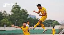 HLV Quang Trường và hai cảm xúc trái ngược ngày SLNA thắng Bình Định