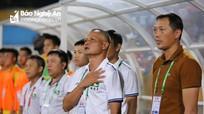 HLV Quang Trường và HLV Hà Nội nói gì sau trận đấu tại Hàng Đẫy?