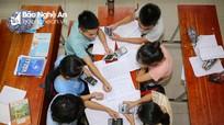Phó giám đốc Sở GD&ĐT Nghệ An: Giảm áp lực cho thí sinh trong mùa thi