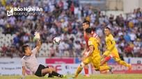 Những khoảnh khắc ấn tượng trong trận 'Derby xứ Nghệ' đầu tiên tại V.League