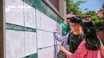 Nghệ An sẵn sàng các điều kiện cho Kỳ thi tuyển sinh vào lớp 10 năm học 2020 - 2021