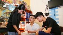 Nam sinh trường Phan - chủ nhân Huy chương Vàng Hóa học quốc tế tiết lộ...tương lai!