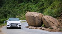 Mối nguy trên tuyến đường biên giới ở Nghệ An