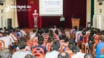 Hơn 150 cán bộ, giáo viên ngành Giáo dục và Đào tạo dự tập huấn về truyền thông và thi đua-khen thưởng