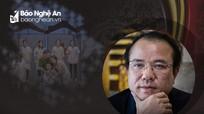NSƯT Lưu Thành Vinh: Nghiệp dân ca như tằm rút ruột nhả tơ