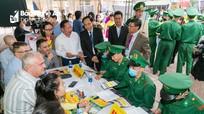 Nghệ An: Hơn 4.000 vị trí việc làm tại phiên giao dịch việc làm dành cho bộ đội xuất ngũ