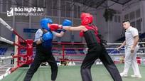 200 VĐV tham gia giải vô địch võ cổ truyền các lứa tuổi tỉnh Nghệ An năm 2020