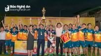 36 huy chương được trao tại Giải thể thao Đảng bộ Khối doanh nghiệp lần thứ 18