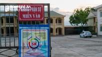 Sáng 22/9, Nghệ An có 1 trường hợp F1 dương tính với Covid-19