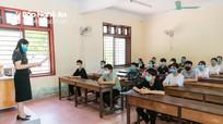 Hôm nay, hơn 36.000 thí sinh Nghệ An chính thức bước vào kỳ thi vào lớp 10