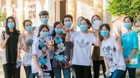 Nghệ An: 113 thí sinh ở điểm thi vùng giãn cách tự tin bước vào môn thi đầu tiên