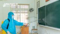 Nghệ An: Chuẩn bị kỹ lưỡng, nỗ lực đảm bảo an toàn cho kỳ thi THPT Quốc gia