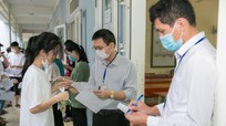 Sáng nay, gần 70% thí sinh Nghệ An chọn bài thi tổ hợp môn Khoa học xã hội