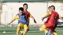 13 cầu thủ nhí đến từ các huyện xuất sắc trúng tuyển lò đào tạo SLNA