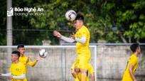 Sông Lam Nghệ An ráo riết chuẩn bị cho V.League 2022