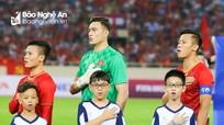 Cơ hội nào cho 4 cầu thủ xứ Nghệ ở trận gặp Ả Rập Saudi?