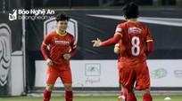 Quang Hải chia sẻ trước trận tuyển Việt Nam gặp Saudi Arabia