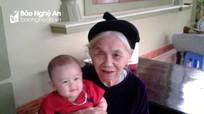 Chuyện đời của nữ đảng viên 70 năm tuổi Đảng vùng cao xứ Nghệ