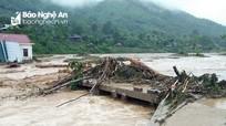 Nghệ An: Thiệt hại kinh tế từ bão số 3 và áp thấp ước khoảng 654,38 tỷ đồng