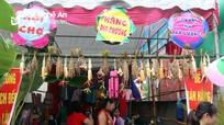 Hội chợ sản vật đầu tiên nơi đầu nguồn sông Lam