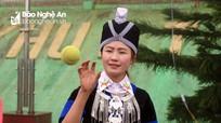 Bản làng người Mông nô nức vào hội ném pao