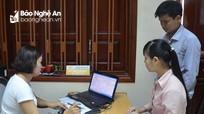 Nhiều sáng kiến quản lý nhà nước ở Nghệ An được nhân rộng
