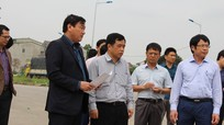 Lãnh đạo tỉnh phê bình thành phố Vinh vì tuyến đường 10 năm chưa xong