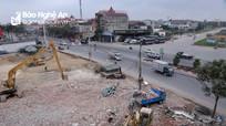 Thành phố Vinh sẽ có thêm một ngã năm lớn