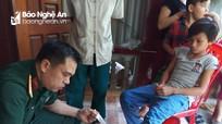 Nghệ An: Tập trung khắc phục hậu quả lũ lụt ổn định cuộc sống