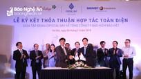 Hợp tác toàn diện giữa tập đoàn du lịch hàng đầu và Tổng Công ty Bảo hiểm Bảo Việt