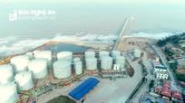 Nghệ An: Tổng kho xăng dầu lớn nhất Bắc Trung bộ chính thức đi vào hoạt động