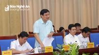 Các chuyên gia hiến kế tầm nhìn chiến lược phát triển đến 2030 với lãnh đạo tỉnh Nghệ An