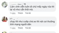 Cư dân mạng Nghệ An bày tỏ bất bình về xe buýt Đông Bắc
