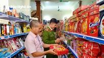 Phát hiện nhiều bánh kẹo không rõ nguồn gốc ở Đô Lương