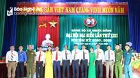 Đảng bộ xã Nghĩa Đồng đoàn kết phát triển kinh tế, nâng cao đời sống nhân dân