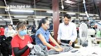 Công ty may Mạnh Thành - điểm sáng về tạo việc làm cho lao động ở Tân Kỳ