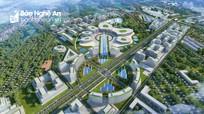 Thành phố Vinh chuẩn bị quy hoạch chi tiết hai bên Đại lộ Vinh - Cửa Lò