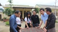 Thông tấn xã Việt Nam bàn giao công trình nước sạch cho Con Cuông.