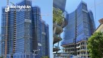 Đẩy nhanh tiến độ thi công 2 tòa tháp SunBay Park Hotel & Resort Phan Rang