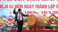 Khai hội Đền Chín Gian và kỷ niệm 55 năm thành lập huyện Quế Phong