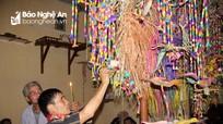 Sặc sỡ cây Xăng Khan của người Thái Nghệ An