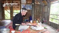 Có gì trong lễ cúng mừng nhà mới của người Thái Nghệ An?
